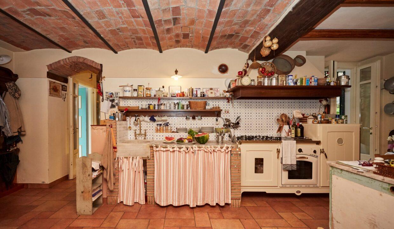 Villa Olginate cucina 2