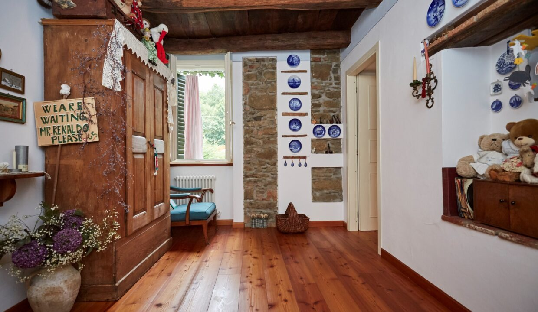 Villa Olginate soggiorno per ospiti