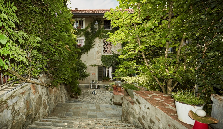 Villa Olginate ingresso
